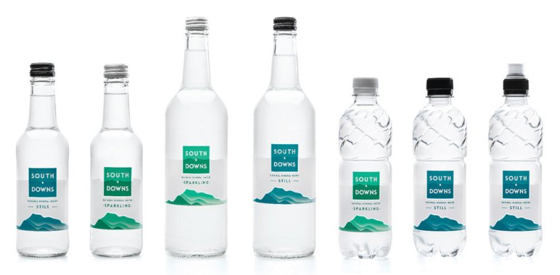 South+Downs+Premium+Bottled+Mineral+Water